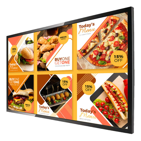 40 inch Professional Display Network Signage Solutions - ThinPC