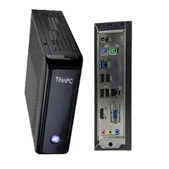 ThinPC 07 - J1800WP - Intel Dual Core 2.4 ghz / 4GB RAM / 64GB FLASH / Window 10 Pro Licence OS - ThinPC