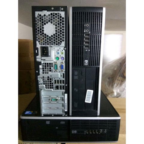 HP 6300 / 8300 desktop / core  i7 3rd Gen / 8gb ram / 1tb hdd /  1 month warranty - ThinPC