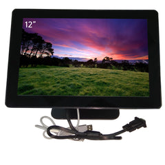 "12"" LED Capacitive Touch Screen - ThinPC"