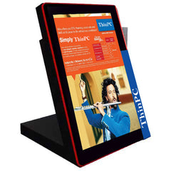 12 inch with Leaflet dispenser - ThinPC