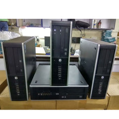 HP 6300 / 8300 desktop / i5 3rd Gen / 4gb ram / 500gb hdd / 1 month warranty - ThinPC