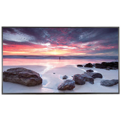 "Model - 86UH5C | 86"" Ultra HD Signage with Split-Screen  