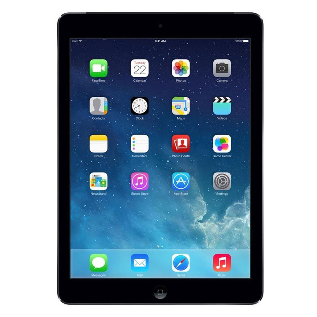 USED APPLE IPAD AIR MD793HN/A WITH WI-FI + CELLULAR (64 GB, SPACE GREY)