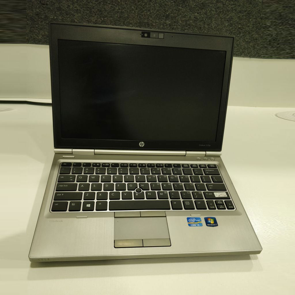 "HP Elitebook 2570P  / core i7 3rd Gen / 4gb Ram / 320gb HDD / 12.5"" / 1 month warranty - ThinPC"