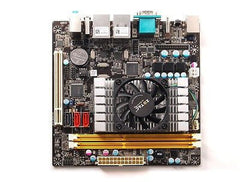 Motherboard Mini ITX Zotac NM70ITX-C-E 1007U Celeron dual core 1.5ghz / dual lan - ThinPC
