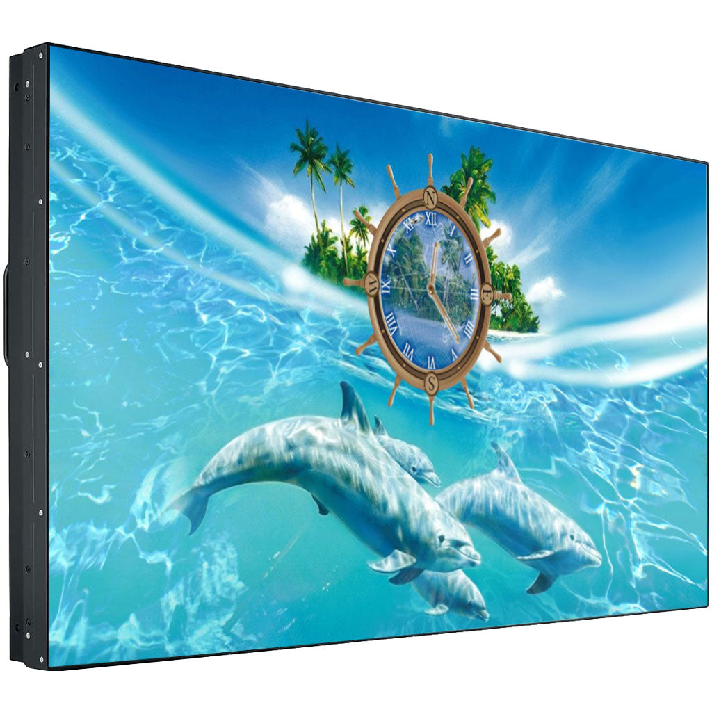 Model - 55BDL1007X  / Bezel 3.5mm Portrait & Landscape / HDMI / DVI / VGA / RS232 / USB / RJ-45 - ThinPC