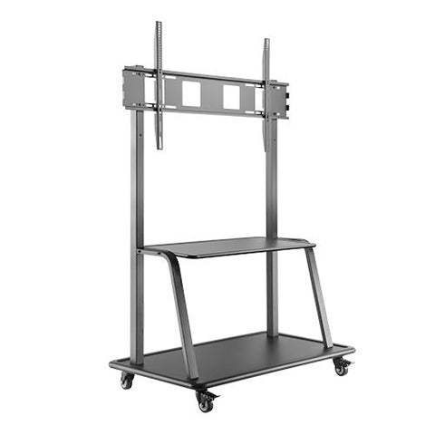 Ultra-Heavy Duty Steel Mobile TV Stand - ThinPC