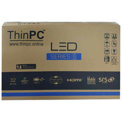 "ThinPC 32"" HD Ready LED  / VGA  / HDMI / USB 2.0 / 1 YEAR WARRANTY - old - ThinPC"