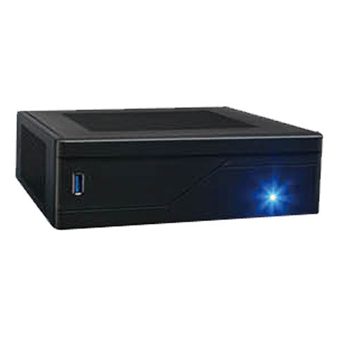 Mini ITX Computer Case - A-ITX-704 - ThinPC
