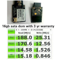 16gb sata dom / mlc / for thin clients / mini pc / industrial pc - ThinPC