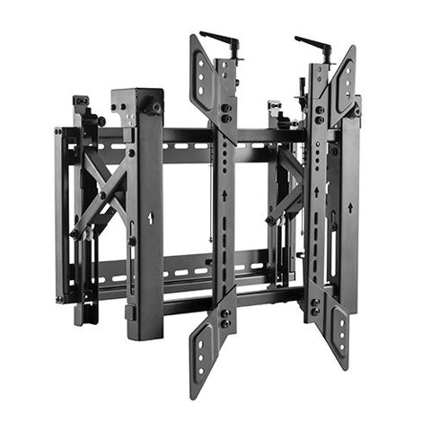 Portrait Pop-out Video Wall Mount - ThinPC