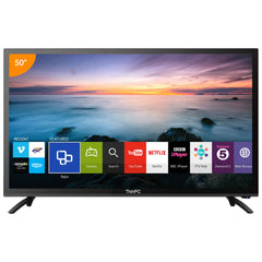 ThinPC 50 inch 4K SMART LED TV / 2 GB Ram / 8 GB Storage / Android 6.0