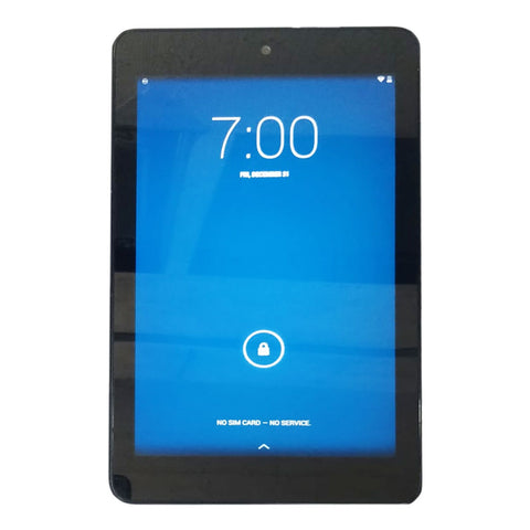Used Dell Venue8 3840 Tablet / RAM 1 GB / 16 GB Memory / 4G SIM / Micro Memory slot