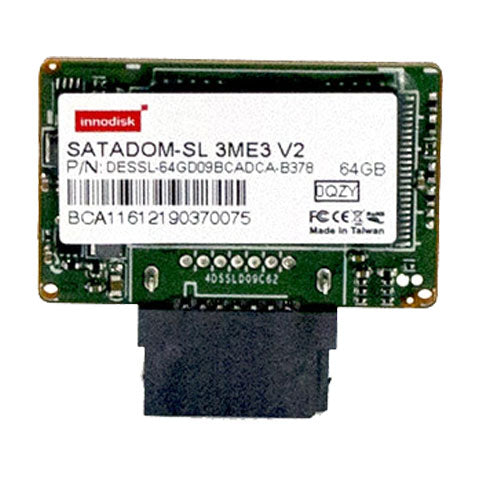64 GB sata dom / mlc / for thin clients / mini pc / industrial pc - ThinPC