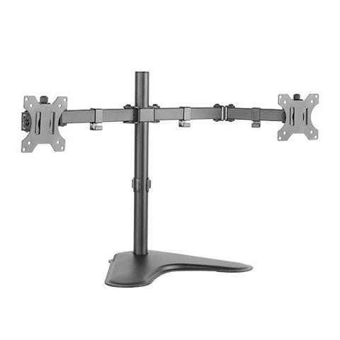 Economy Double Joint Steel Monitor Arm - ThinPC