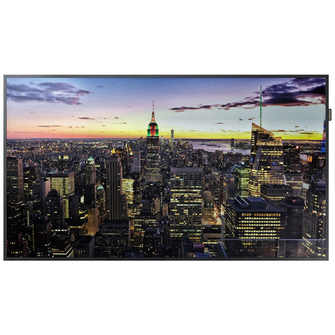 Model - QB65H  Professional Display for AVSI & Digital Signage Projects with 4K UHD Resolution - ThinPC