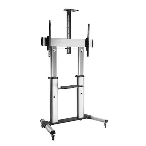 Height Adjustable Ultra-large Display TV Cart - ThinPC