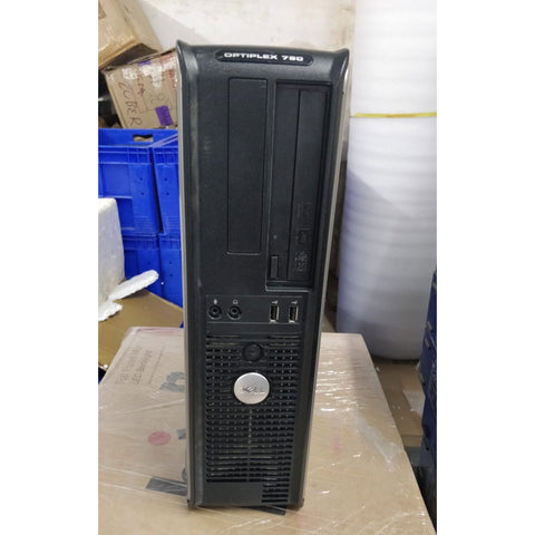 Dell OptiPlex 380 / 780 C2d Processor  / 2 GB DDR3 RAM / 250 GB hdd / 1 month  warranty by us - ThinPC