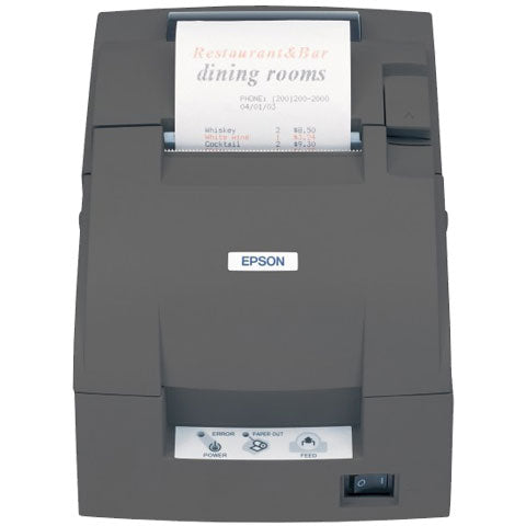 TM-U220B AUTO CUTTER USB/NETWORK PRINTER - ThinPC