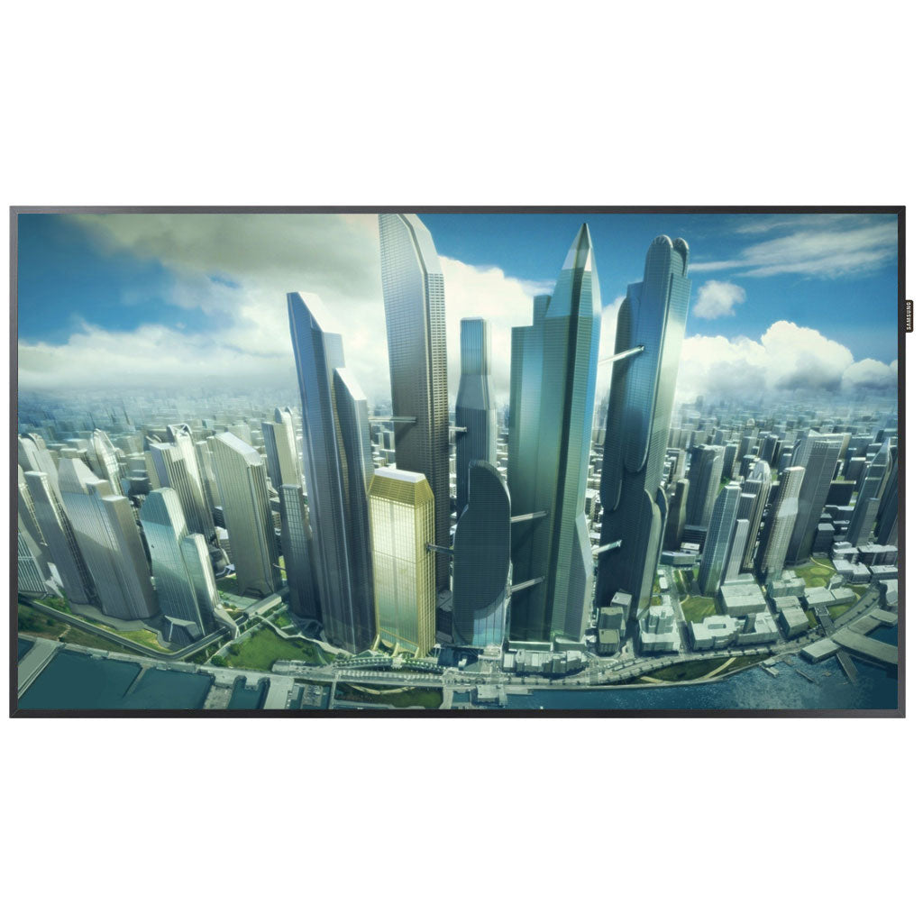Model - QB75H  Professional Display for AVSI & Digital Signage Projects with 4K UHD Resolution - ThinPC