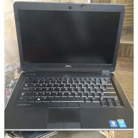 "Dell Latitude E6440, Core i5 4th Gen / 4GB Ram / 500GB HDD / 14"" screen / 1 month warranty - ThinPC"
