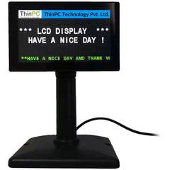 5 inch colorful TFT-LCD customer display - ThinPC