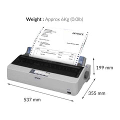 LQ-1310 (India) Impact Printer - ThinPC