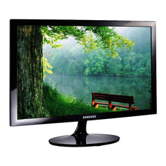 Samsung Model - LS24D300HS/XL /  Display 24 inch / LED / OS Compatibility - Windows, Mac - ThinPC
