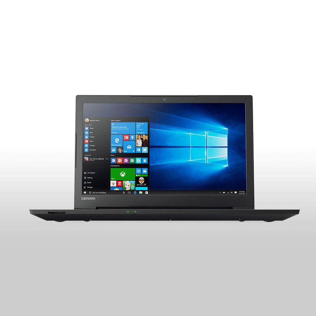 "Used Lenovo V110  /  AMD A6-9210 7th gen processor /  4GB Ram / 1TB Hard Disk / DVD  / 15.6"" screen"