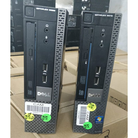Dell Optiplex 9020/3020 SFF Desktop / Core i7 / 4th Gen / 4 GB RAM / 320 GB HDD with 1 month warranty - ThinPC