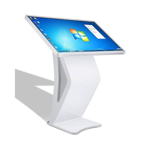 50 Inch Led Touch Screen Display Kiosk