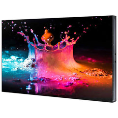 Model - UD46E-B  Ultra Thin Bezel Video Wall Panel with 3.5mm bezel-to-bezel - 500 nits Brightness - ThinPC