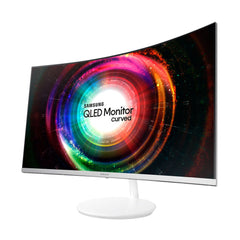Samsung model  LC27H711QEWXXL/ Screen 27 inch / Curved / Panel Type VA - ThinPC