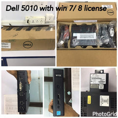 Used DELL 5010 Thin Client with Linux ( Amd Dual Core / 2GB Ram / 8GB Flash ) - ThinPC