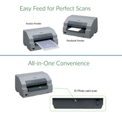 PLQ-30 Passbook Printer - ThinPC