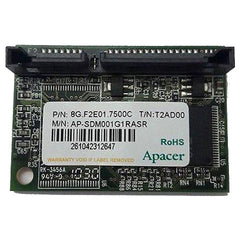 Apacer AP-SDM001G1RASR 1 GB Internal Sata Solid Drive  T2AD00 For Laptop MiniPC - ThinPC