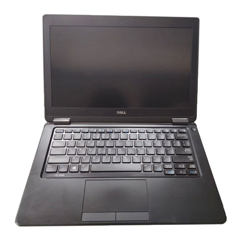 Used Dell 7250 Laptop / Intel core i5-5300 5th Gen / 8GB RAM / 256 SSD /12.5 inch Screen - ThinPC