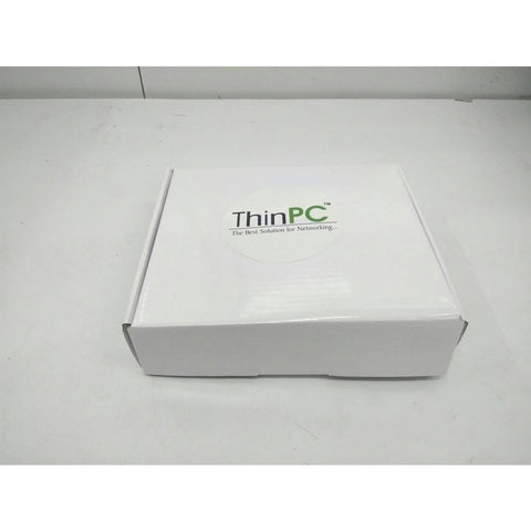 ThinPC 9C Advance with ThinPC Linux OS & support local video(1.5 GHz Dual Core / 1 GB Ram / 4 GB Flash)