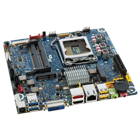 Intel® DH61AG Mini ITX Motherboard for 2nd & 3rd gen  pentium & core i3/i5/i7 2nd & 3rd gen processor - ThinPC