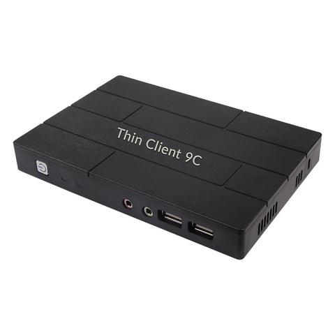 ThinPC 9C with ThinPC Linux OS(1.2 GHz Dual-Core Processor / 512 MB DDR3 RAM / 2 GB Flash)