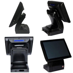 "15"" Resistive Touch Point Of Sale Terminal 15R-J1900 - ThinPC"