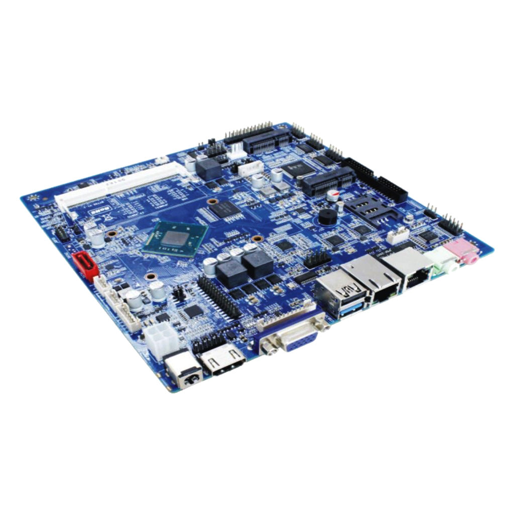 Intel Motherboard TPC-60-J1900 celeron quad core 2.0ghz fanless with dual lan - ThinPC
