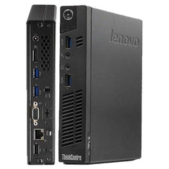 Lenovo Think Centre Tiny PC M92P with core i3 procesor / 4GB RAM / 500GB HDD / open box - ThinPC