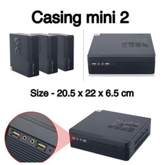 Casing Mini Enclosure(2) - ThinPC