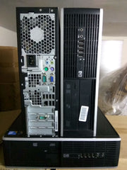 HP Compaq 8000 Elite SFF / Intel Core 2 Duo  / 2 GB RAM / 160 GB Desktop SATA - ThinPC