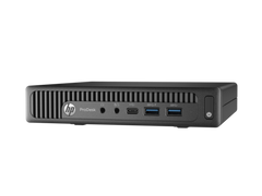 HP ProDesk Desktop Mini PC Core i5 6th gen / 8gb / 256gb ssd / win 10 pro license os