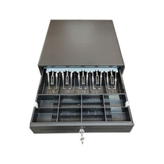 Heavy-Duty Full size Metal Cash Drawer TPC-514