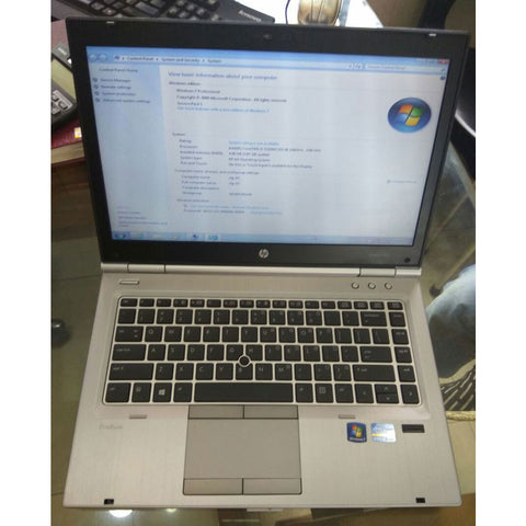 HP 8470 Import Laptop, core i5 3rd Generation, (Price call or Whatsapp on 9867725204)