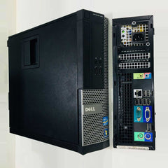 Dell OptiPlex 790/390 SFF Desktop / Core i3 / 2nd Gen / 4 GB RAM /  500 GB HDD with 1 Month Warranty - ThinPC